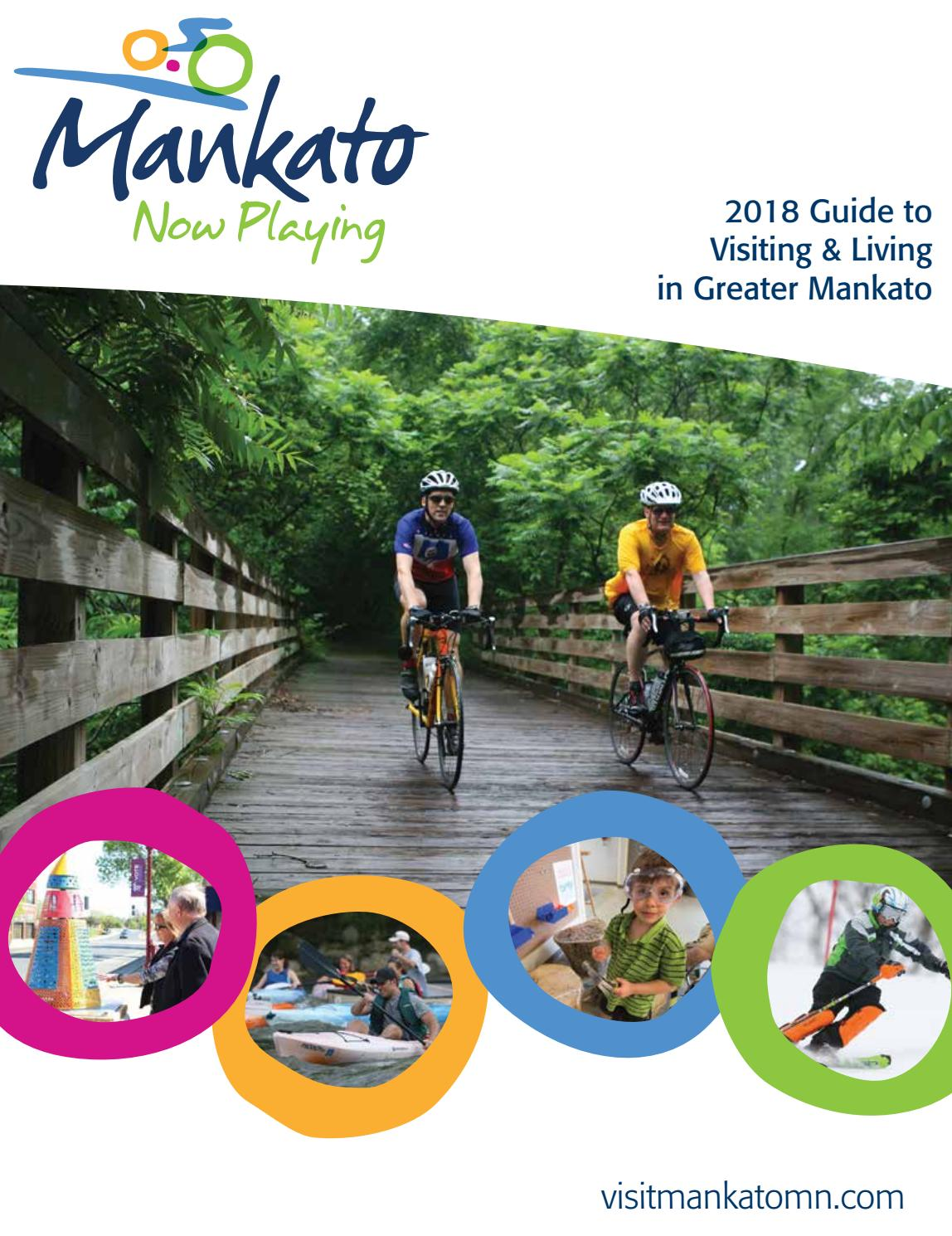2018 Guide to Visiting & Living in Greater Mankato by