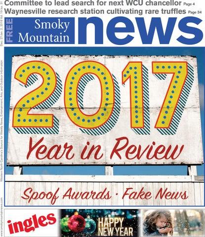 SMN 12 27 17 by Smoky Mountain News - issuu