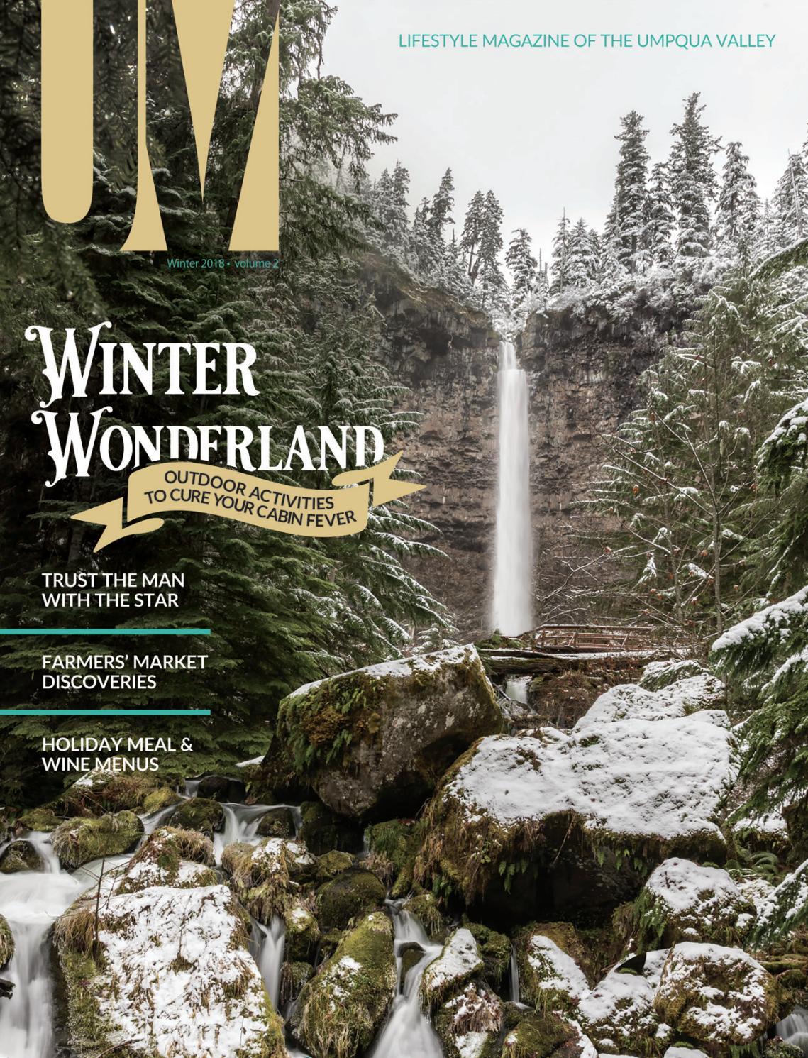UV Magazine Winter 2017 By Usflyer