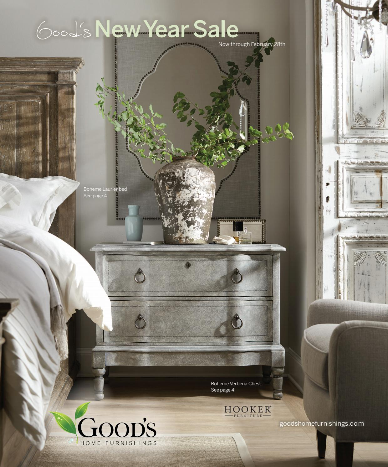 Goods home furnishings new year sale lookbook 2018 charlotte and hickory nc by goods home furnishings issuu