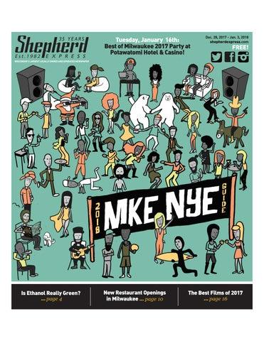 Dec 28 2017 Print Edition By Shepherd Express Issuu