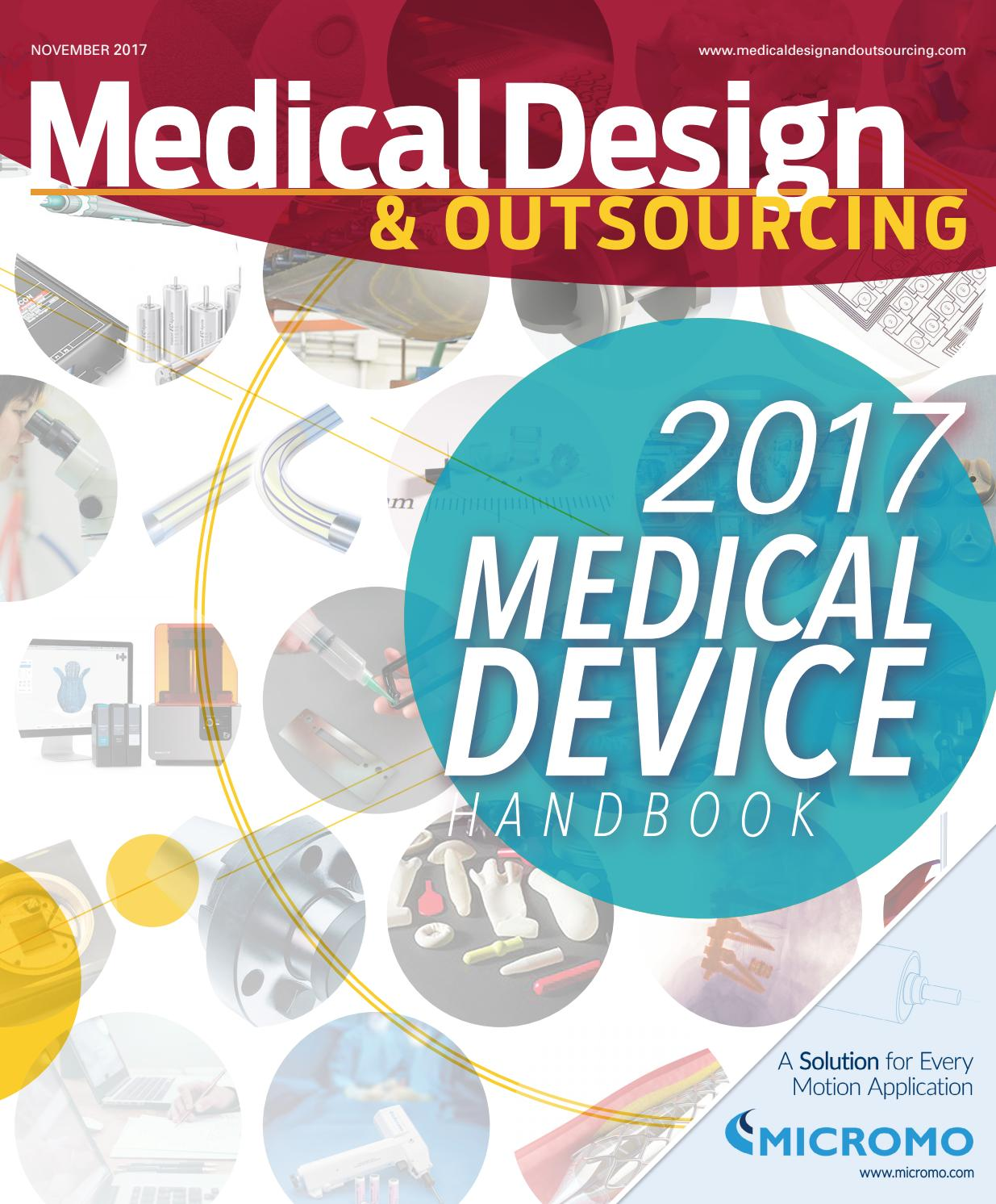 Medical Design Outsourcing November 2017 By Wtwh Media Llc Issuu Power Integrations 39s Electrical Engineering Blog Eeweb Community