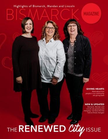 Bismarck Magazine Volume 3 Issue 1 Januaryfebruary 2018 By