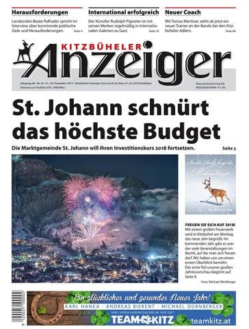 Kitzbüheler Anzeiger KW 52 by kitzanzeiger - issuu