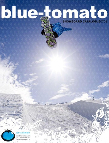 Blue Tomato Snowboardkatalog 200607 by Blue Tomato issuu