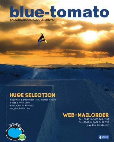 f09946776afc2 Blue Tomato Snowboardkatalog 2012 13 by Blue Tomato - issuu