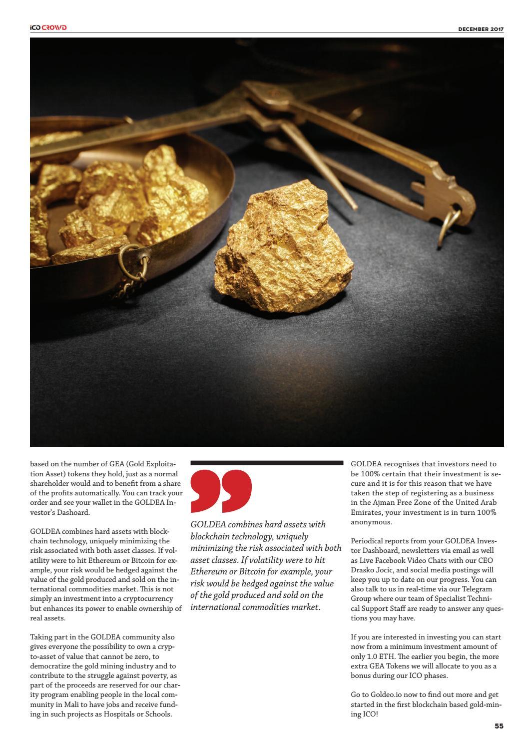 ICO Crowd Magazine Issue 4 by Ico Crowd - issuu
