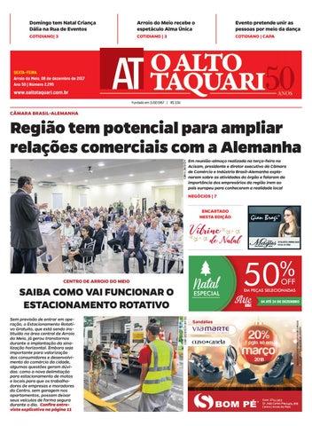 aff273e6f1e31 Jornal O Alto Taquari - 08 de dezembro de 2017 by Jornal O Alto ...