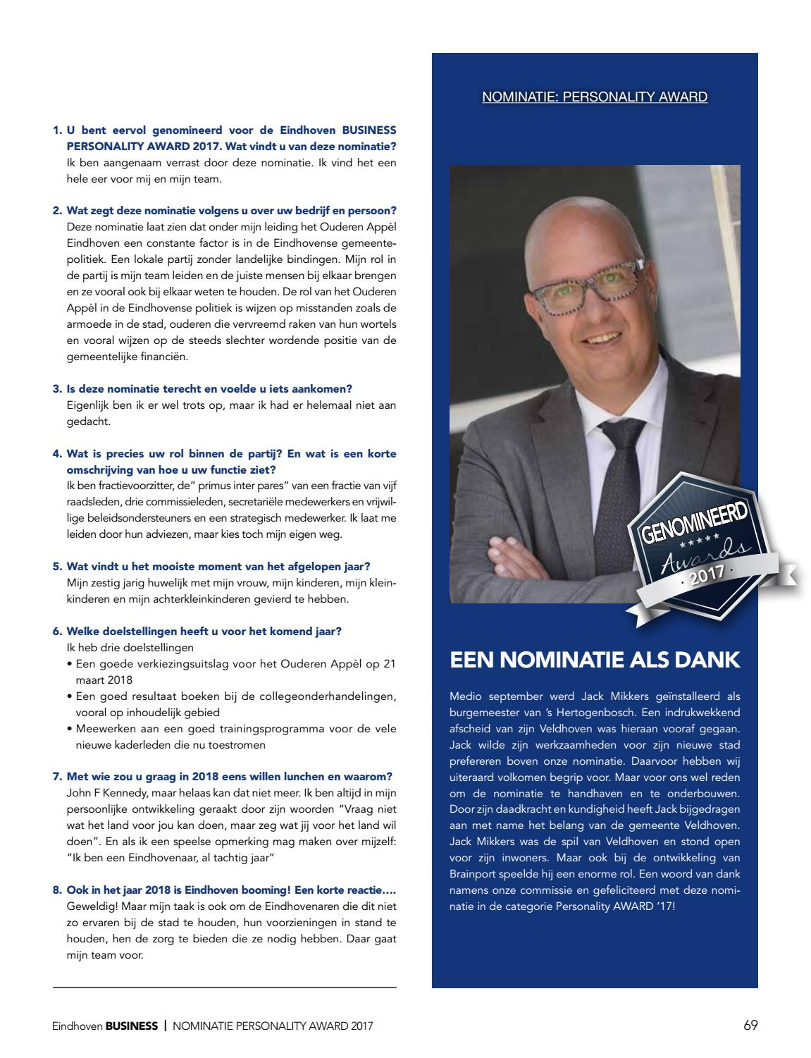 d5853b68e233a8 Eindhoven Business XL by PIONmedia - issuu
