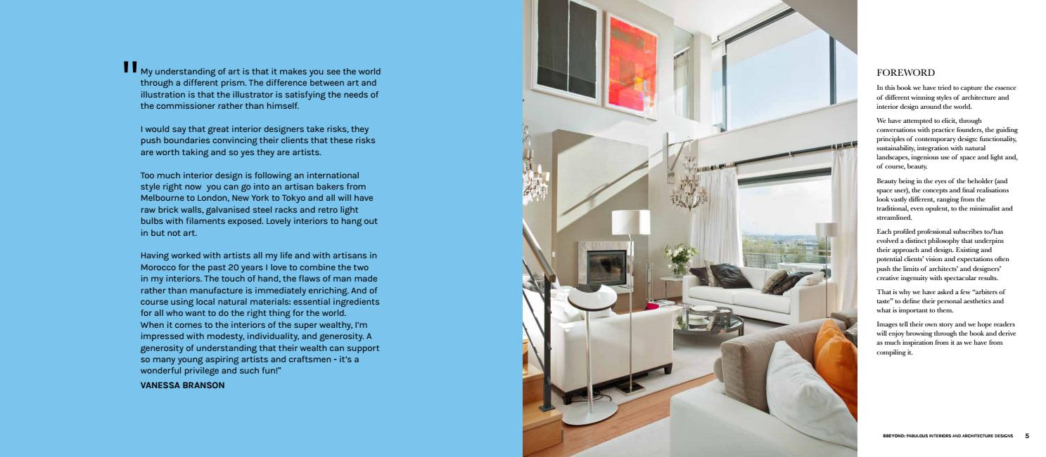 Fabulous Interiors & Architecture Designs by caroline de bref - issuu