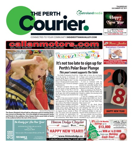 Perth122817 by metroland east the perth courier issuu page 1 fandeluxe Image collections