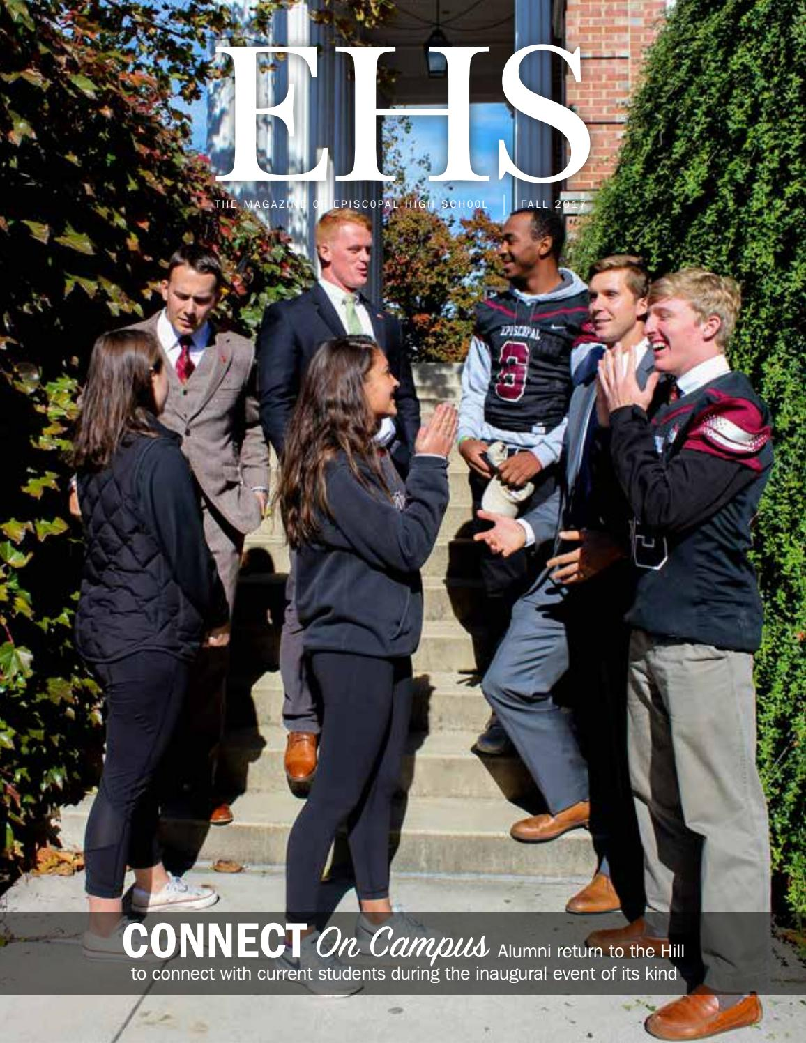 EHS: The Magazine of Episcopal High School Fall 2017 by Episcopal ...
