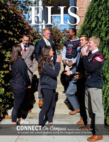 82a9dc8d752061 EHS  The Magazine of Episcopal High School Fall 2017 by Episcopal High  School - issuu