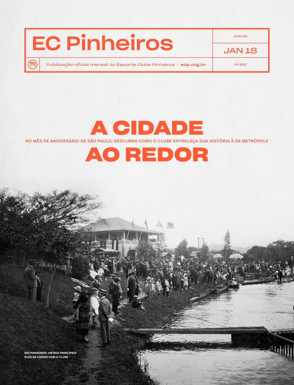 bee4462d7f Revista nº 237 de Janeiro de 2018 by Esporte Clube Pinheiros - issuu