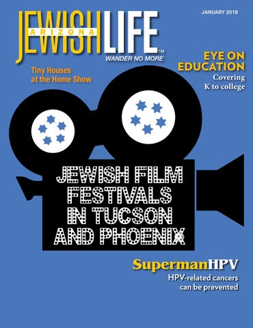 89fd628bd26 Arizona Jewish Life January 2018 Vol. 6 Issue 4 by ...