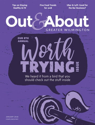 Out & About Magazine January 2018 by outandabout - issuu