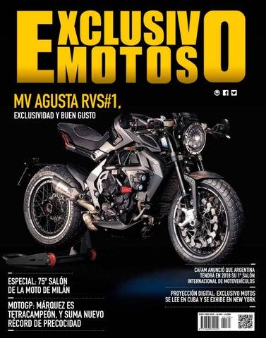 ee87ce0941b EXM 165 - Diciembre 2017 by Exclusivo Motos - issuu