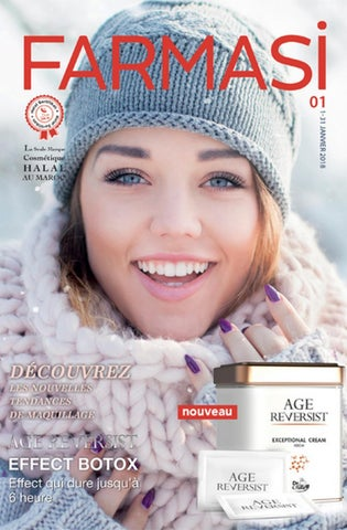 catalogue farmasi janvier 2018