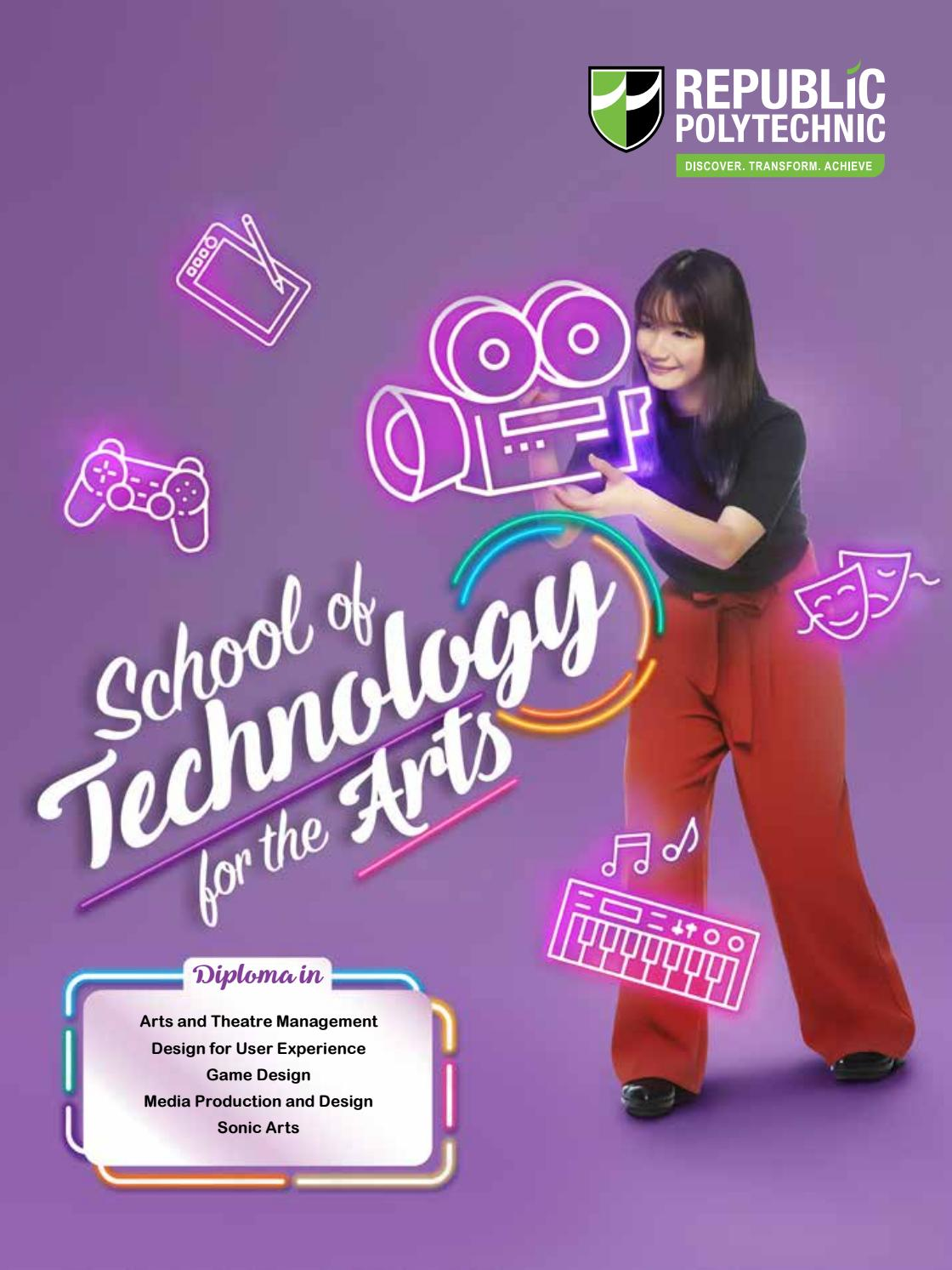 Sta Course Brochure 2018 By Republic Polytechnic Issuu