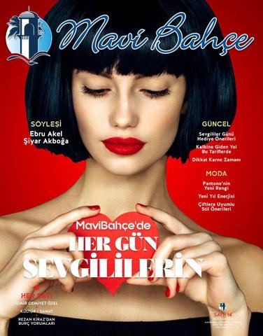 0d2517e09addf MaviBahçe Dergi: Ocak - Şubat by Mavibahçe Alışveriş ve Yaşam ...