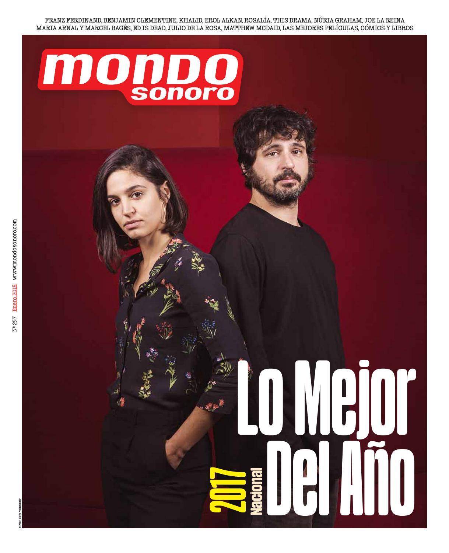 d97f610147bab MondoSonoro enero 2018 by MONDO SONORO - issuu