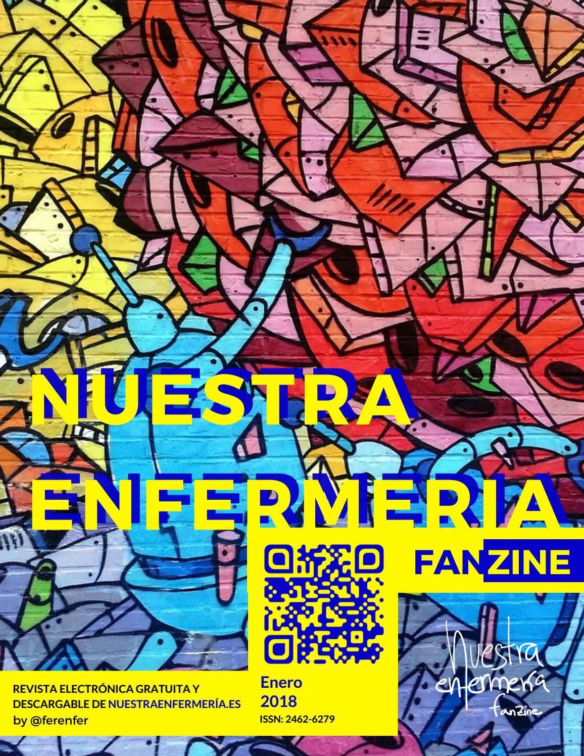 Fanzine Enfermería Enero 2018 by Nuestra Enfermería Fanzine - issuu