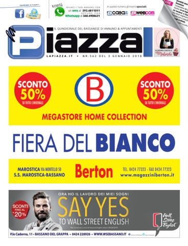 super popular a1595 120bf Lapiazza455 by la Piazza di Cavazzin Daniele - issuu