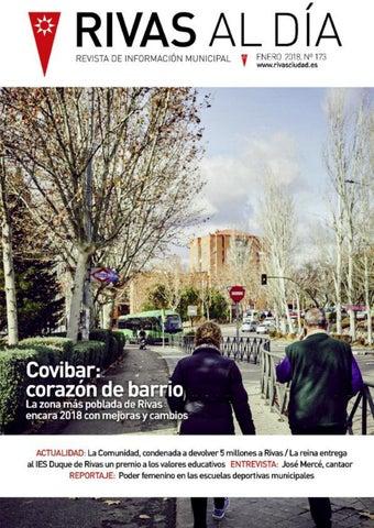 487cdc6844e Rivas al día   Rivas cultural Nº. 173