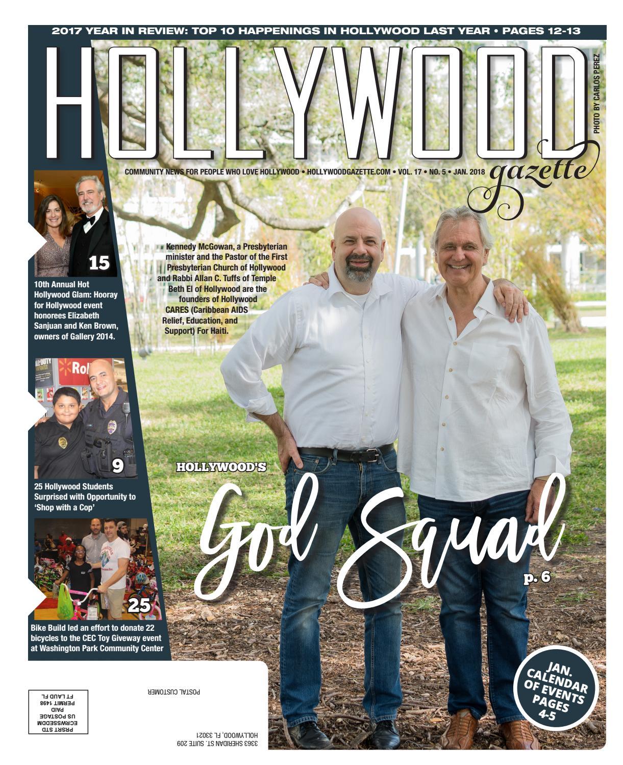 Hollywood Gazette: January 2018 by Hollywood Gazette - issuu