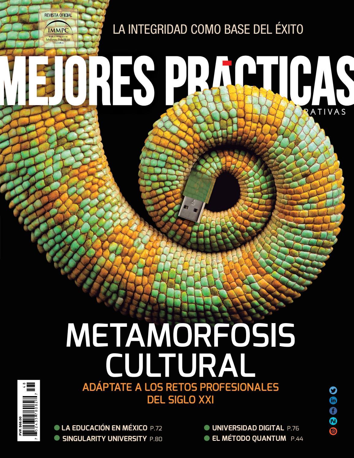 Revista Mejores Prácticas No. 48 by Grupo Editorial Mejores ...