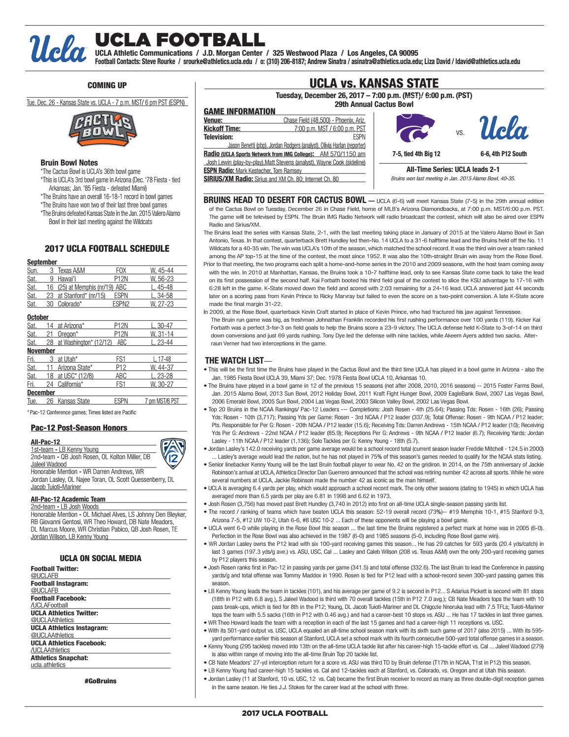 cheap for discount d7b4b 25a13 17ucla bowlnotes by Mexico Sports Collectibles - issuu