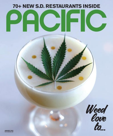 PACIFIC San Diego Magazine, January 2018 by Pacific San Diego