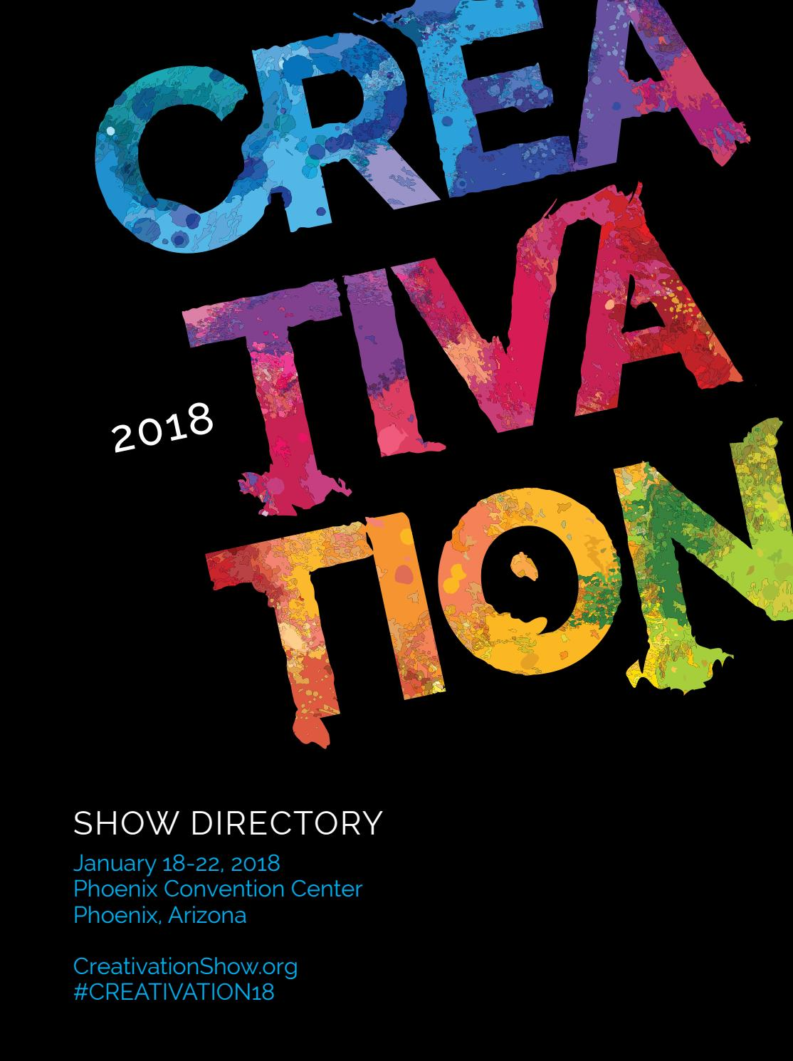 Creativation Directory 2018 By Fahy Williams Publishing Issuu Real Techniques Brush Crush 1752 300 Powder