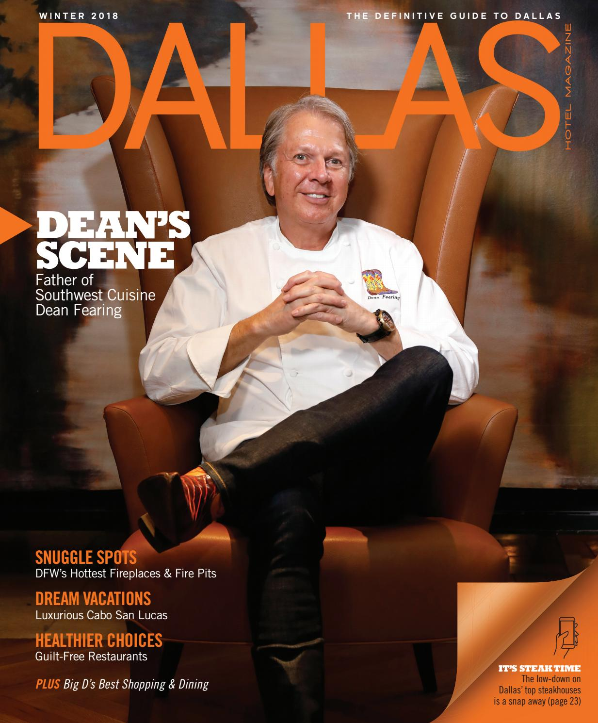 bb31952cc86 Dallas Hotel Magazine Winter 2018 by Dallas Hotel Magazine - issuu