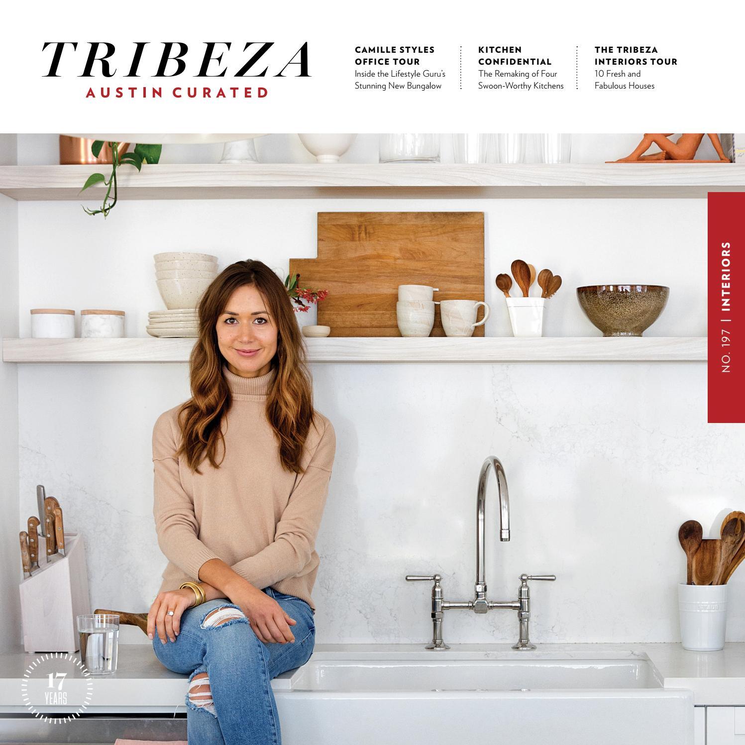TRIBEZA January 2018 by TRIBEZA Austin Curated - issuu