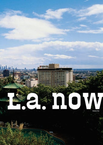 2fb72e178b8d La now volume1 by The Now Institute - issuu