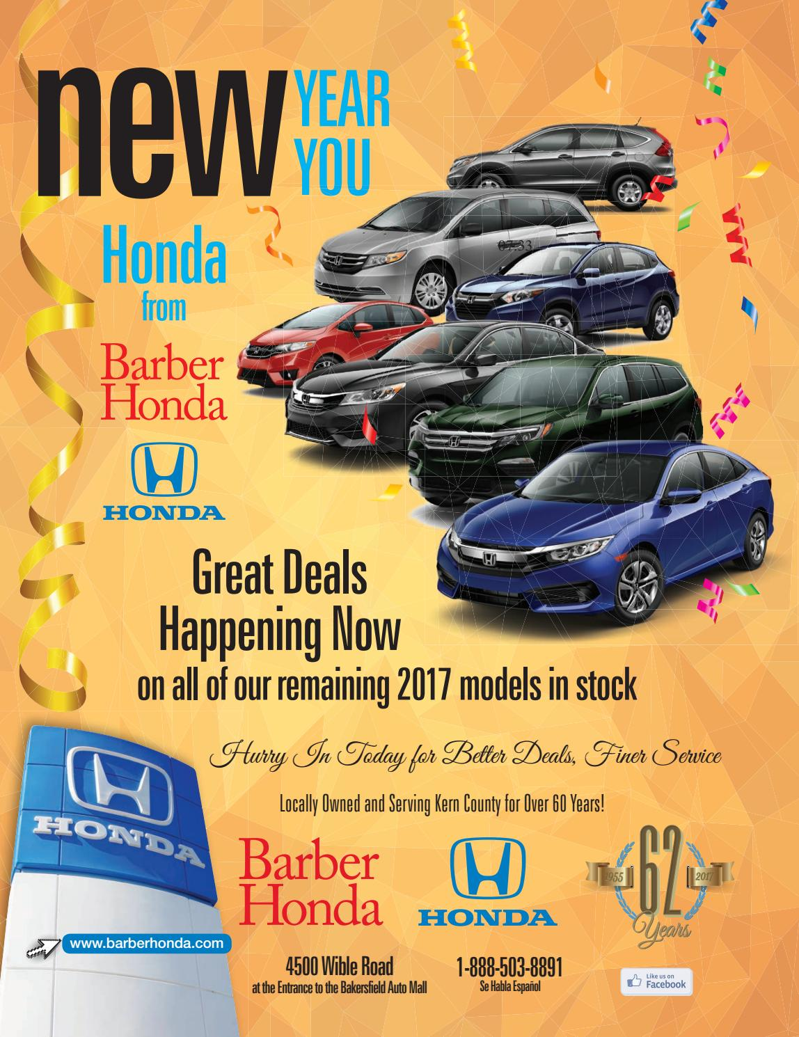 Bakersfield Auto Mall >> Bakersfield Life Magazine January 2018 By The Bakersfield