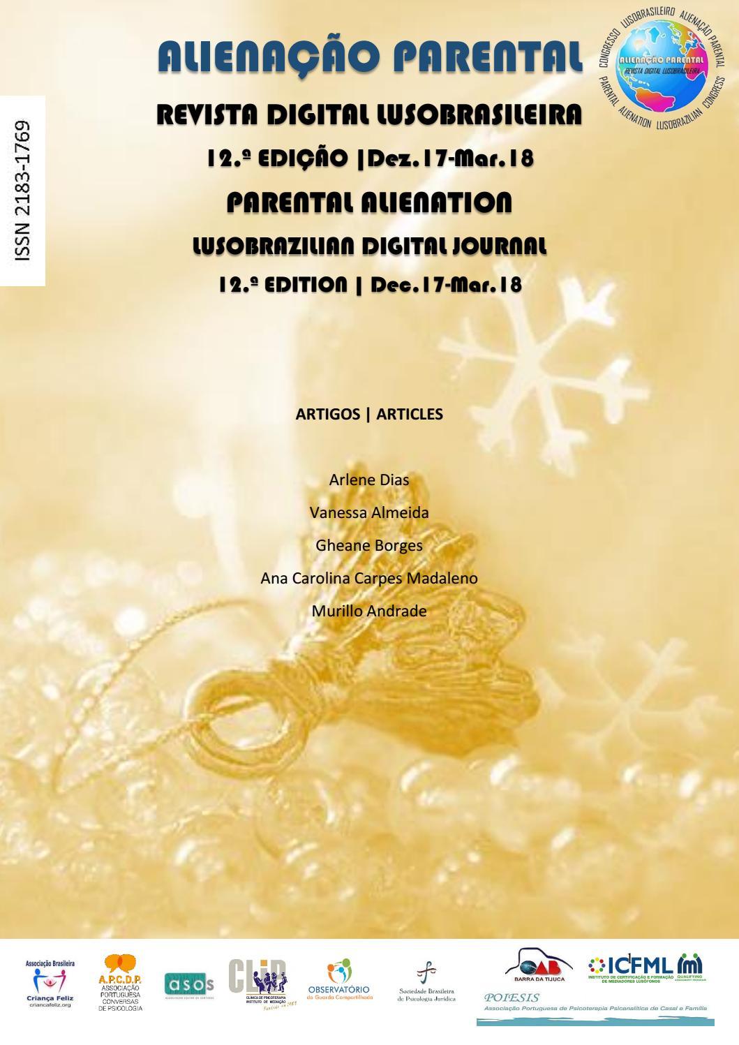 Revista alienao parental parental alienation journal by sandra revista alienao parental parental alienation journal by sandra ins issuu fandeluxe Images