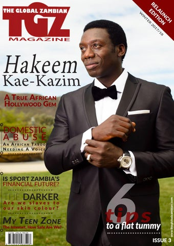 The Global Zambian Magazine Issue 3 by The Global Zambian Magazine