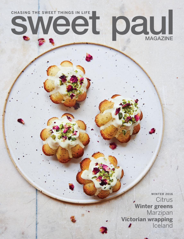 Sweet Paul Magazine #27 - Winter 2016 by Sweet Paul Magazine - issuu