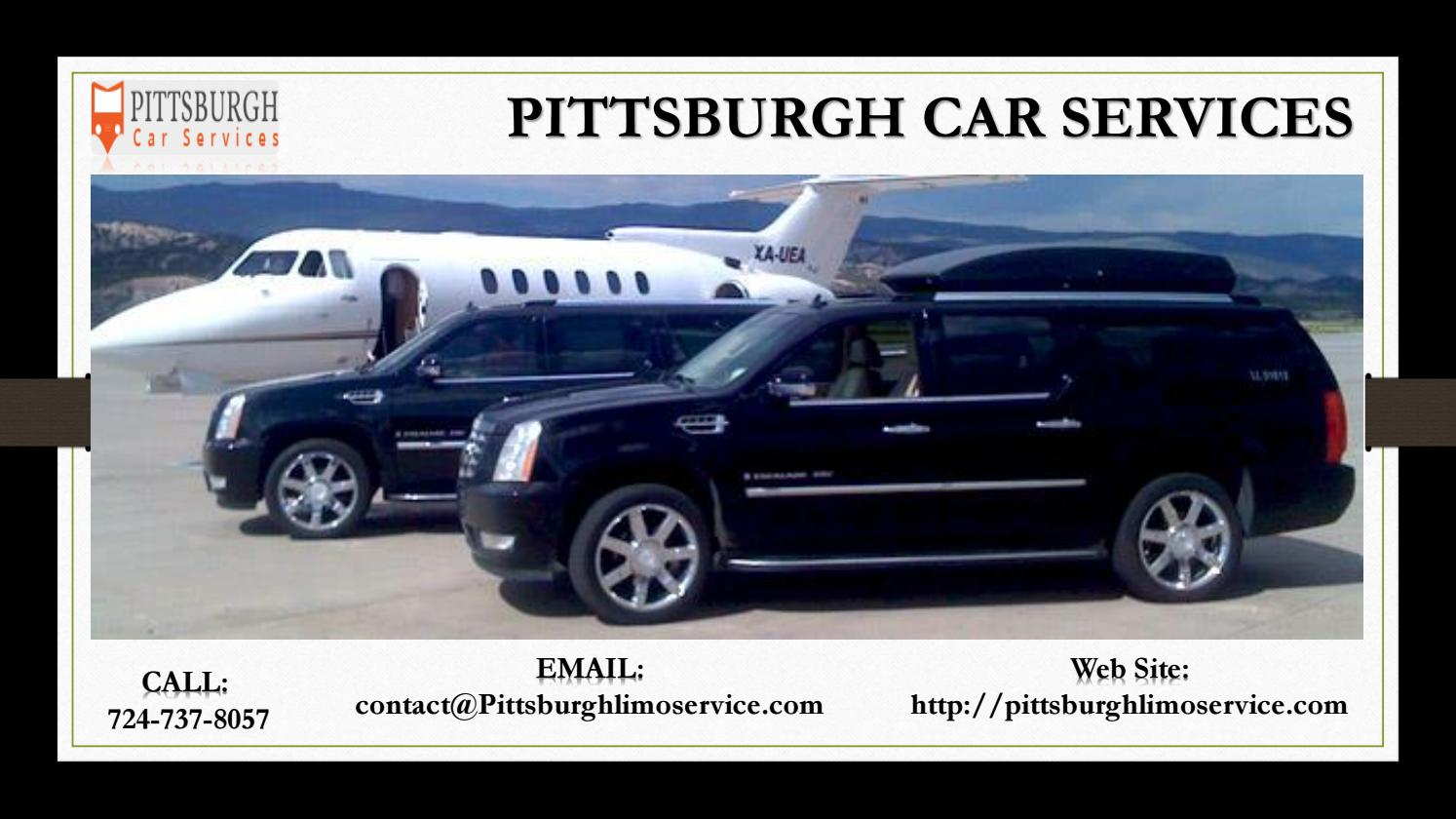 Limo Rental Pittsburgh Pa