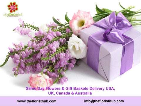 Same Day Flowers Gift Delivery Online The Florist Hub By