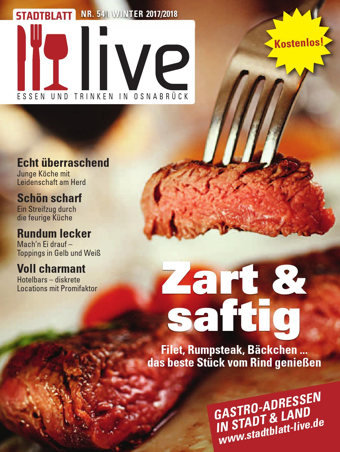 STADTBLATT live Winter 2017/2018 by bvw werbeagentur - issuu