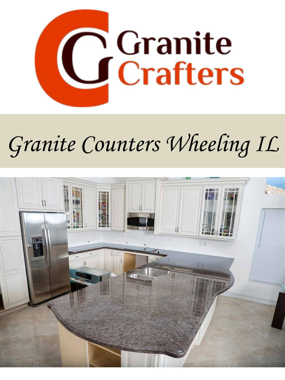 Granite Counters Wheeling Il By