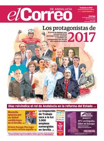 10da70614 31.12.2017 El Correo de Andalucía by EL CORREO DE ANDALUCÍA S.L. - issuu