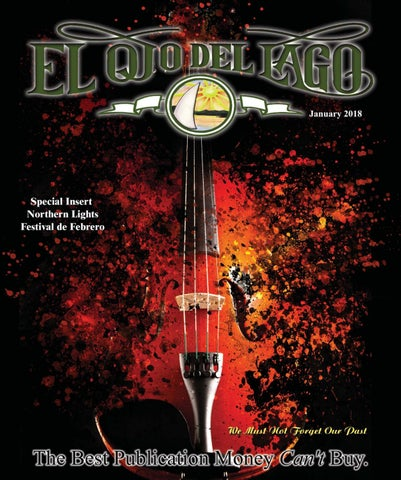 c9eb5d649d2 January 2018 by El Ojo del Lago - issuu