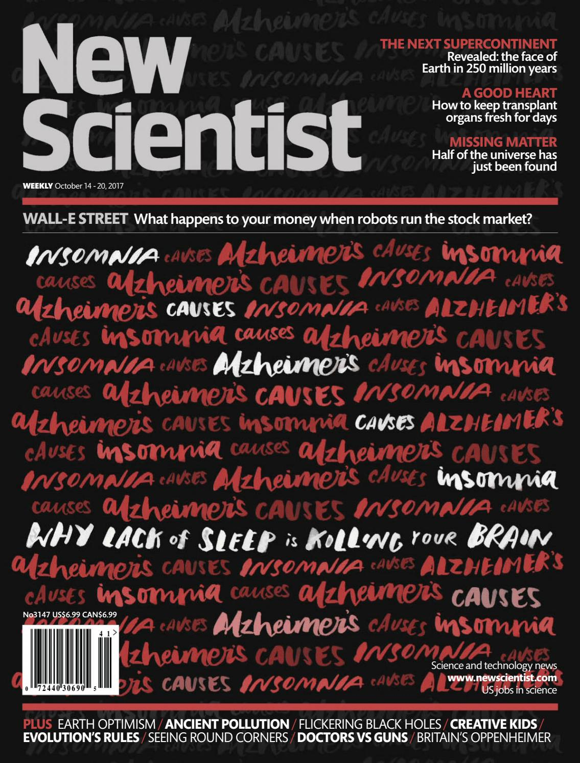 New scientist by BillyJeanne - issuu