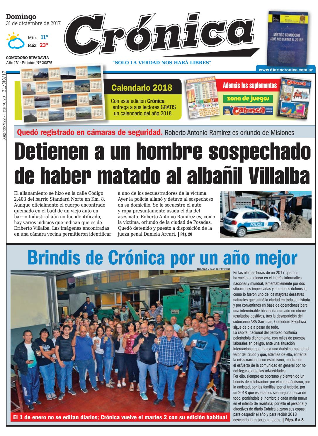 7b12acc617d01a4f15693690dafe3b9c by Diario Crónica - issuu cc2d93deff410