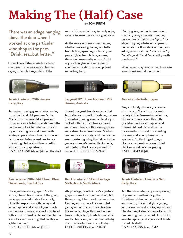 culinaire 68 janfeb 2018 by culinaire magazine issuu