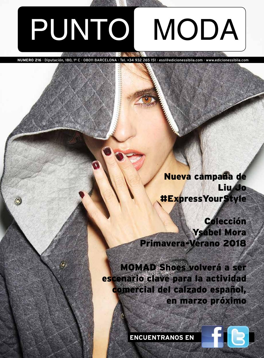 2e5c433ae37 Revista PuntoModa 216 by Edicions Sibil-la SL - issuu
